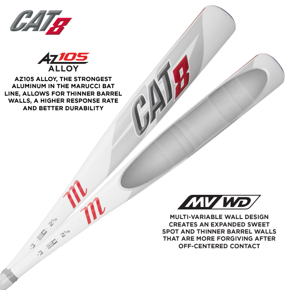 CAT8 vs  CAT7: What's the difference? - Marucci Sports