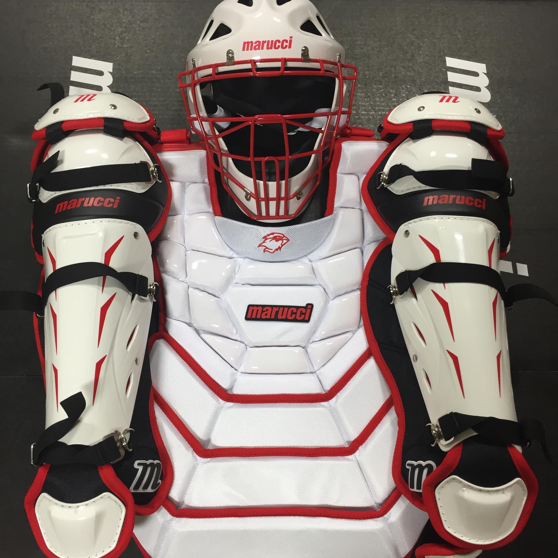 Baseball catchers gear baseball catchers gear set - Gonzaga