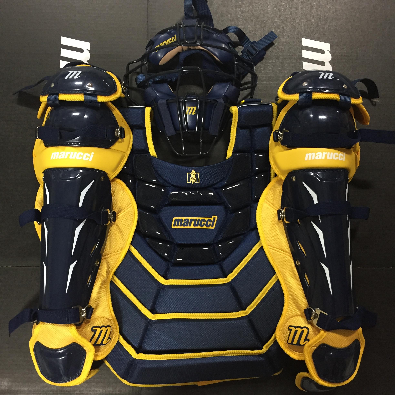 Softball Bats For Sale >> Custom Catcher's Gear - Marucci Sports