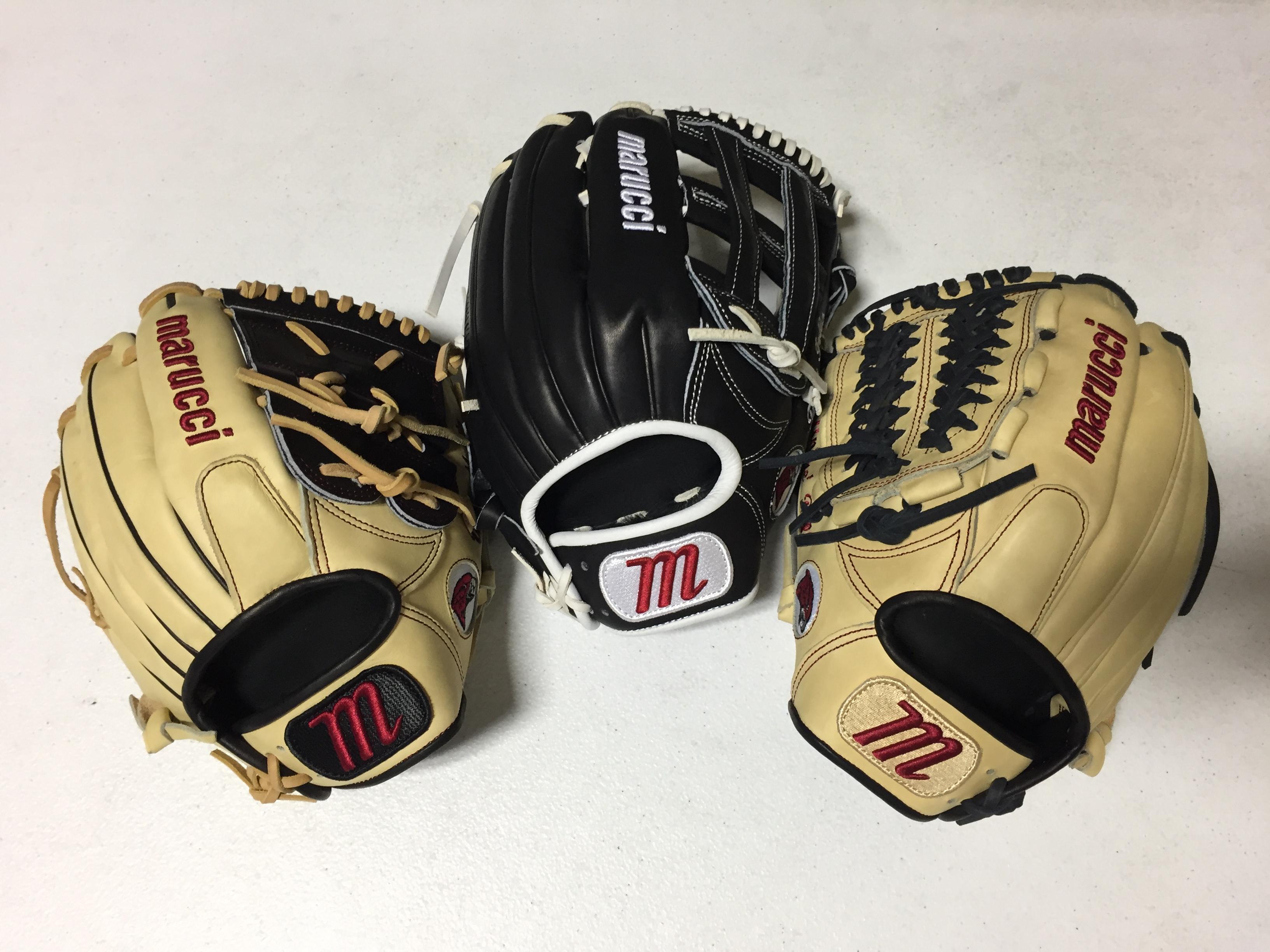 Softball Bats For Sale >> Custom Fielding Gloves - Marucci Sports